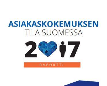 Asiakaskokemuksen nykytila Suomessa